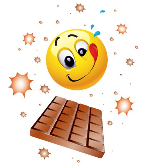 chocolate emoji chocolate lover symbols emoticons