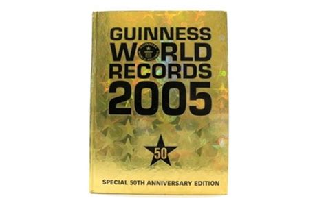 libro guinness world records 2005 guinness world records 2005 buy collectables buy your collectables at webshop