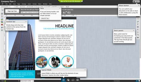 lucidpress puts desktop publishing in your browser apps