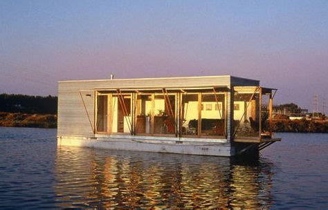 small cool prefabs a floating home office and a retreat