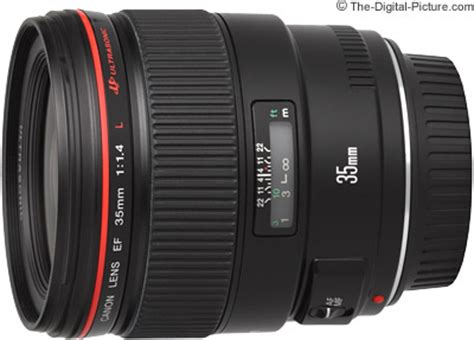 canon ef 35mm f/1.4l usm lens review