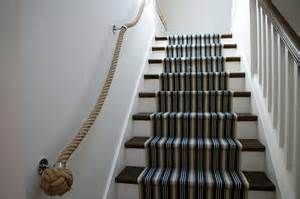 rope banister rail stair ropes bannister rope rope handrails and barrier