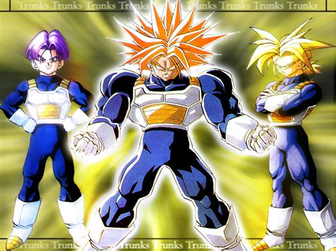 dragon ball wallpaper deviantart dragon ball z wallpaper trunks by cyazian on deviantart