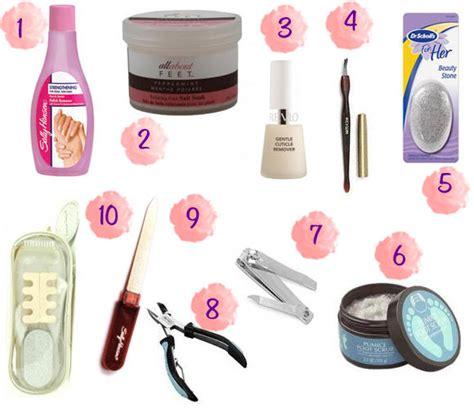 Nail Shine Pedi Murah 6 Step how to do an at home pedicure