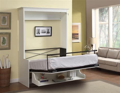 queen wall bed with desk 2 199 99 gabriella full murphy bed with desk white d2d