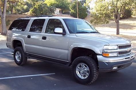 2006 Chevy Suburban by Buy Used 2006 Chevy Suburban 2500 4x4 Lbz Duramax Diesel