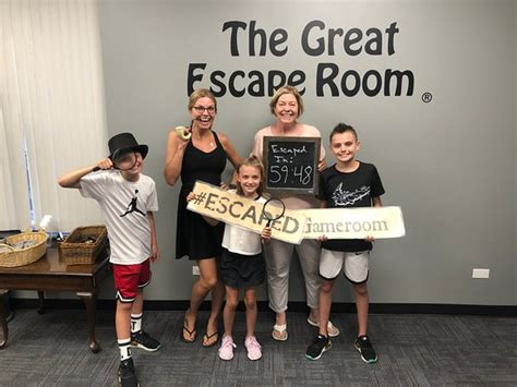 great escape room chicago