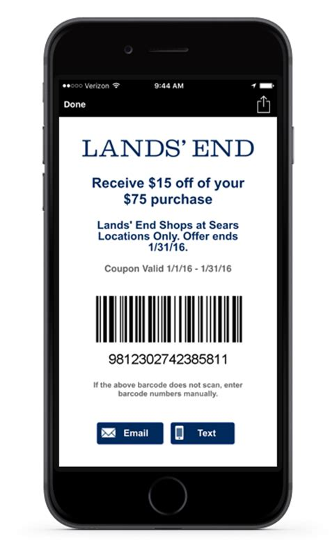 mobile coupons mobile coupons app
