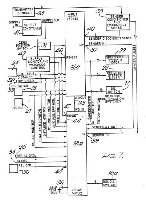 kienzle tachograph wiring diagram siemens vdo tachograph wiring diagram and at kienzle