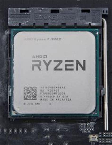 amd ryzen 3, 5 & 7 processors (cpus) pc buyer beware!