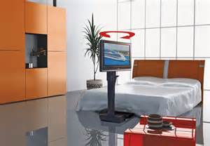 bed tv mount stylish mounts and lifts for thin hdtvs sound vision