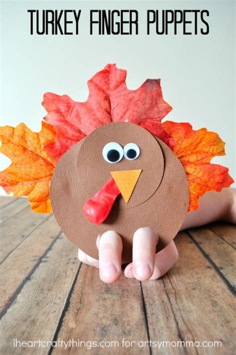 How To Make A Turkey Out Of A Paper Bag - thanksgiving ideas for