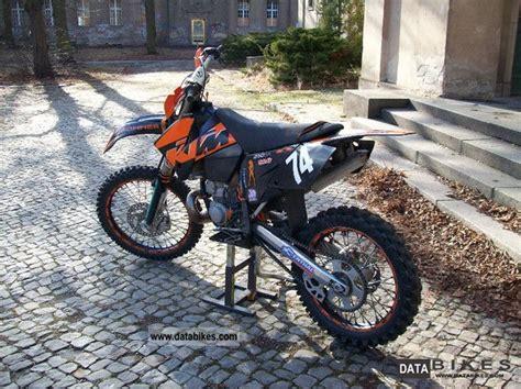 2004 Ktm Sx 250 2004 Ktm Sx 250