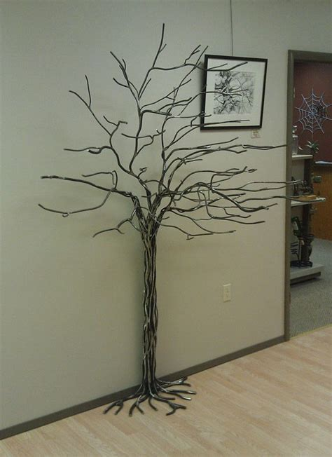 metal tree 17 best ideas about metal tree on recycled