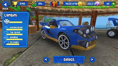 game beach buggy racing mod apk beach buggy racing v1 2 11 mod apk premium unlimited