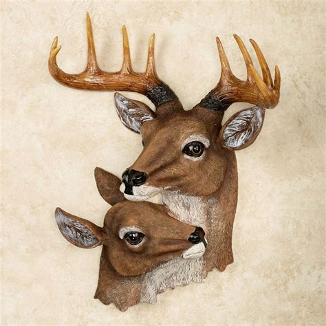 deer head deer head wall art
