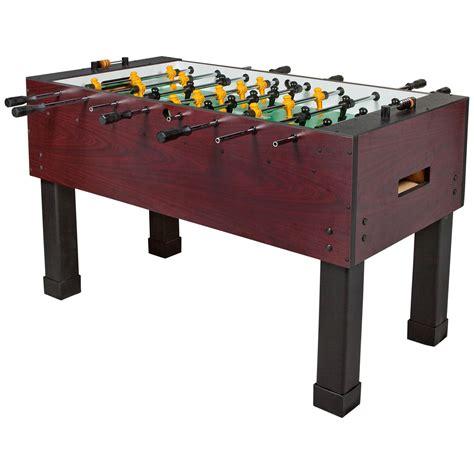 sport foosball table tornado sport 56 in foosball table foosball tables at