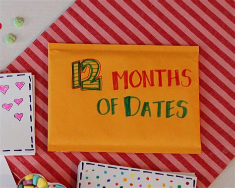 valentines dates for him holidays diy s day gift for him 12 months of