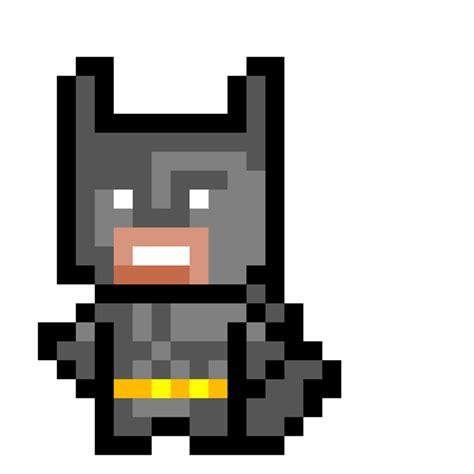 minecraft pixel templates batman pixel batman by imbetterthanallofyou on deviantart