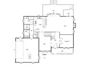 Traditional House Floor Plans Traditional House Plan 2423 Sqft 3 Bedroom 2 5 Bath