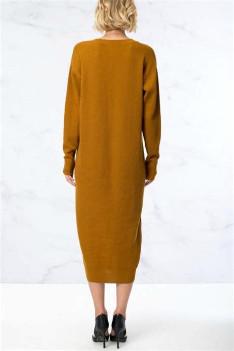 17571 Color Oversize S M Sale Dress hyfve oversized sweater dress from maryland by velvet trunk shoptiques