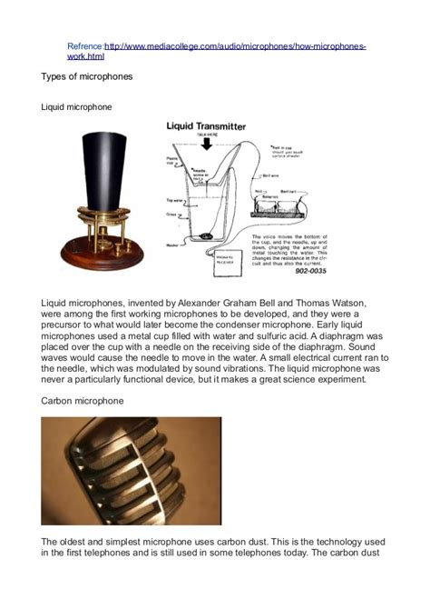 how does a capacitor microphone work condenser microphones work images