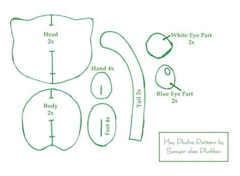 felt plushie templates mew plushie tutorial 183 how to make a mew plushie 183 how to