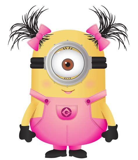 imagenes de minions rosa minions 50 menina rosa imagens png