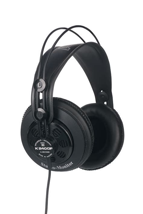 Headphone Akg K240 k240 df discontinued headphones akg acoustics