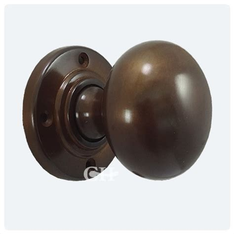 Bronze Door Knobs 6400 Bun Mortice Door Knobs In Brass Bronze Chrome