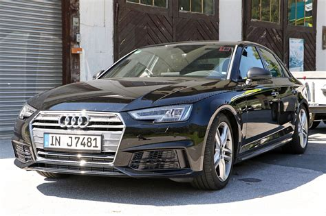 new s4 audi new 2016 audi s4 spied with barely any disguise by car