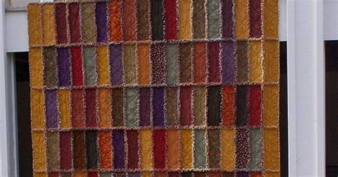 Flannel Quilts With Frayed Edges by Happy Valley Primitives Frayed Edge A Quilting