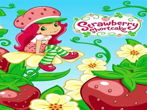 wallpaper cartoon strawberry cartoon network the best strawberry shortcake 122718