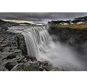 Thundering Waterfall  Dettifoss Iceland Prometheus