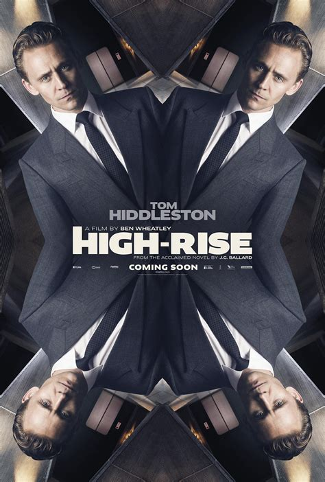 High Rise get high with the cast of high rise in dizzying new set