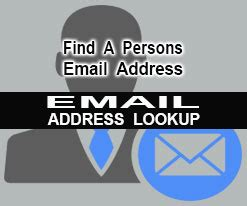 Home Address Lookup Email Lookup
