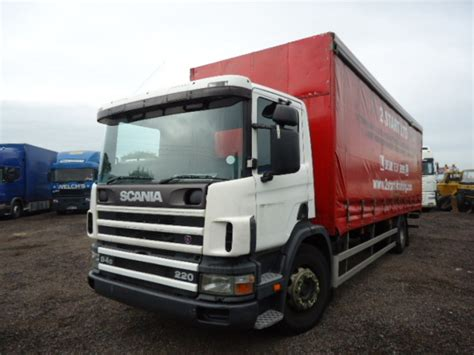 scania 94d day cab uk truck plant sales