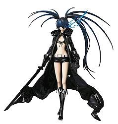 buy action figure black rock shooter rah action figure