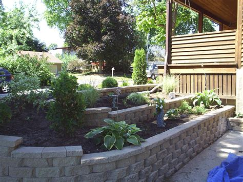 triyae com tiered backyard landscaping ideas various design inspiration for backyard