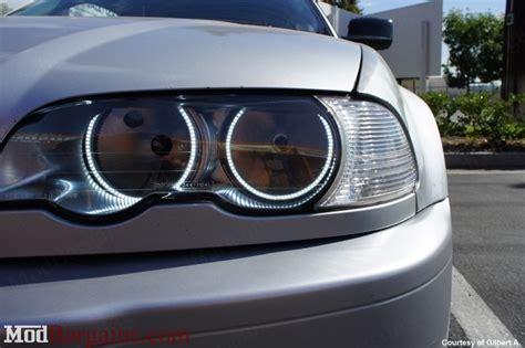 Bmw Dsc Light Replacement Clear Headlight Lenses For E46 Coupe Sedan