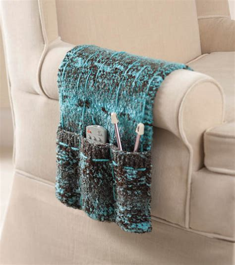 Knitting Patterns Galore Armchair Caddy