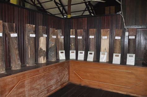 woodworking museum borneo wood museum in kutai kartanegara visit my borneo