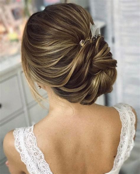 Wedding Hairstyles Chignon by This Beautiful Chignon Twist Updo Wedding Hairstyle