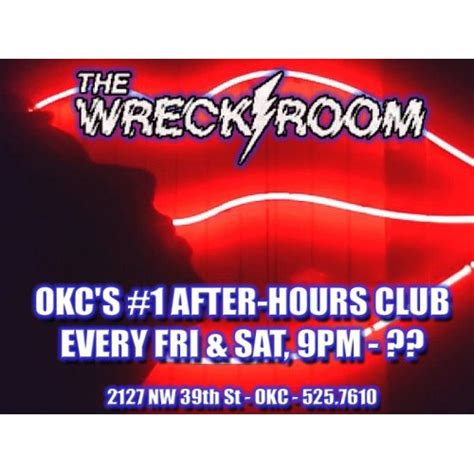 wreck room okc the wreck room events and concerts in oklahoma city the wreck room eventful