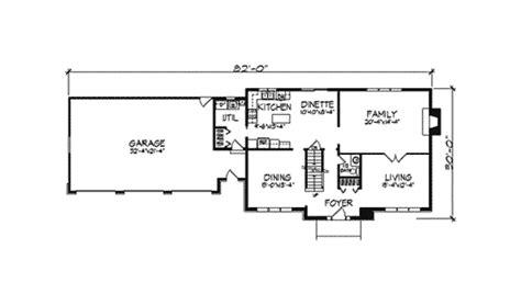 suson place colonial home plan sutton place colonial home plan 091d 0215 house plans
