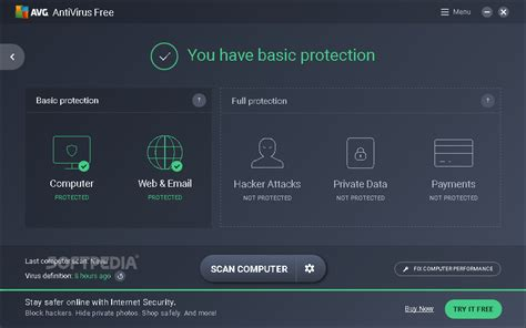 avg free antivirus avg antivirus free download