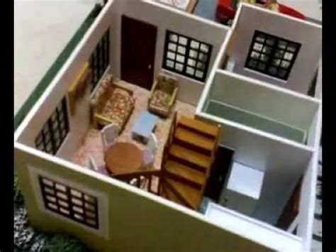 3d model maker house aml architectural model maker interior model project
