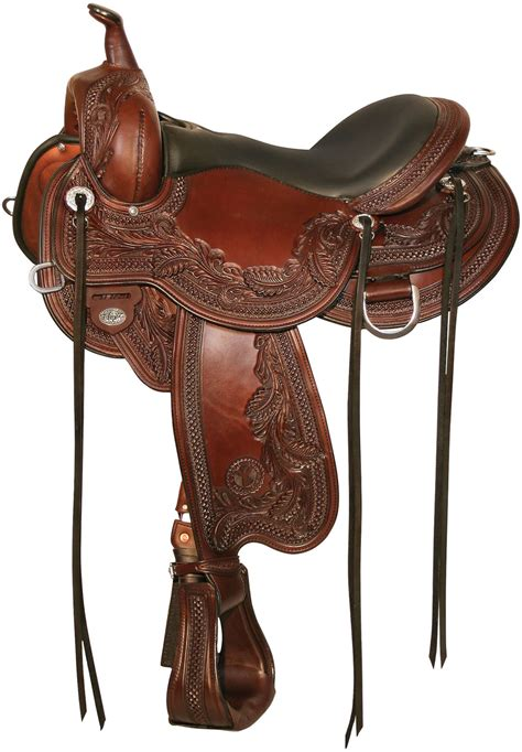 horse saddle 1750 wind river flex 2 western trail horse saddle circle y