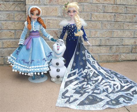 Set Doll Frozen Fever Elsa Olaf olaf s frozen adventure elsa 16 inch dolls by