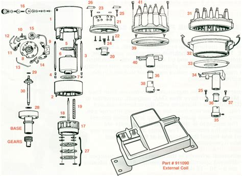 mallory magneto wiring diagram wiring diagram with